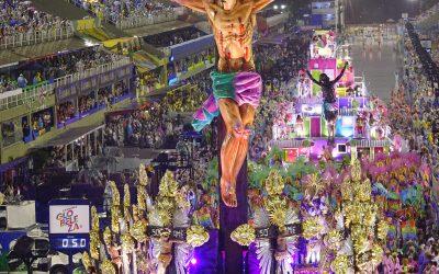 Carnaval e Religião em desfile: imagens como produções/ferramentas sociológicas
