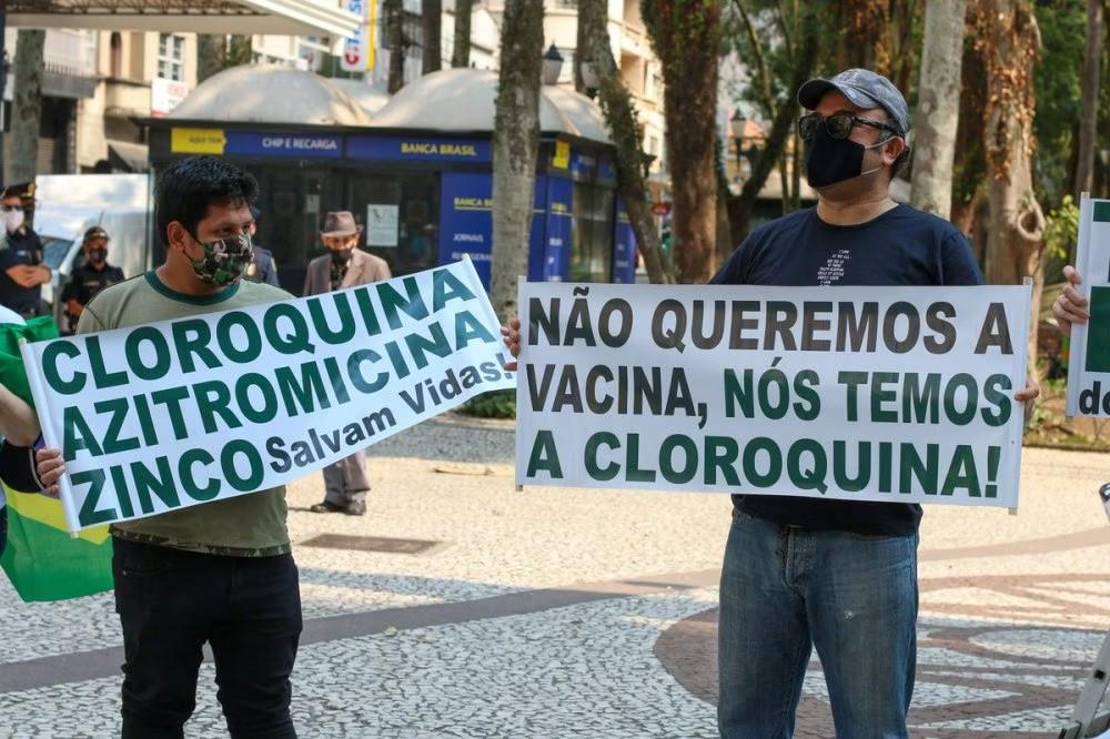 Nova direita brasileira: apontamentos sobre a propaganda política durante o período de pandemia do Covid-19